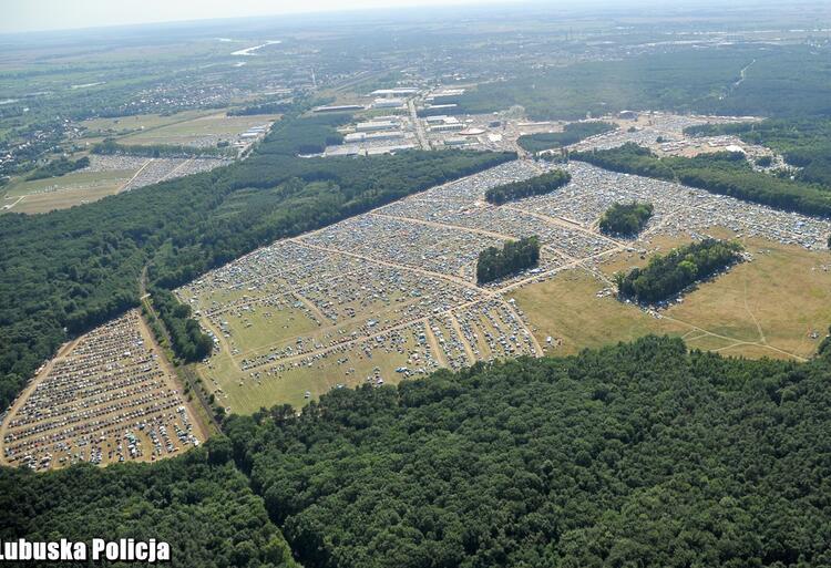 Kiedyś Przystanek Woodstock, dziś PolandRock. Zobacz