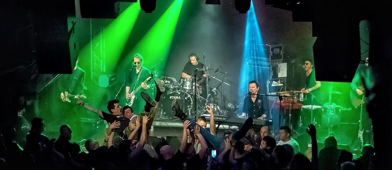Polskie gwiazdy rocka lat 80. i 90. zagrały w Krakowie [GALERIA]