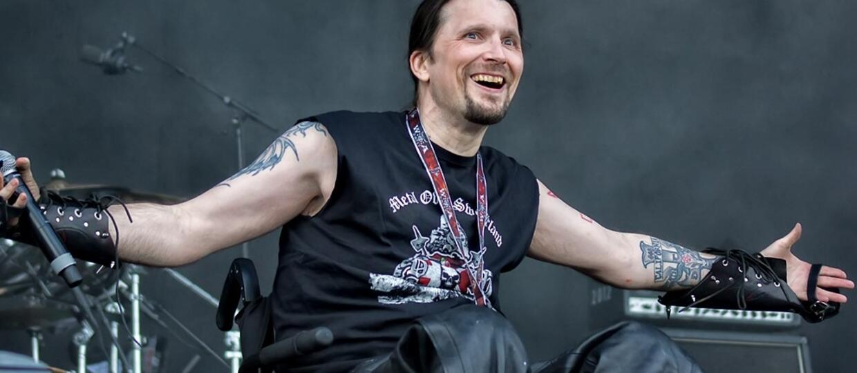 Possessed i Rage na Wacken Open Air 2017 [GALERIA]