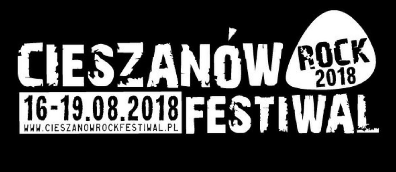 Poznaliśmy pierwszych wykonawców, którzy wystąpią na Cieszanów Rock Festiwal 2018