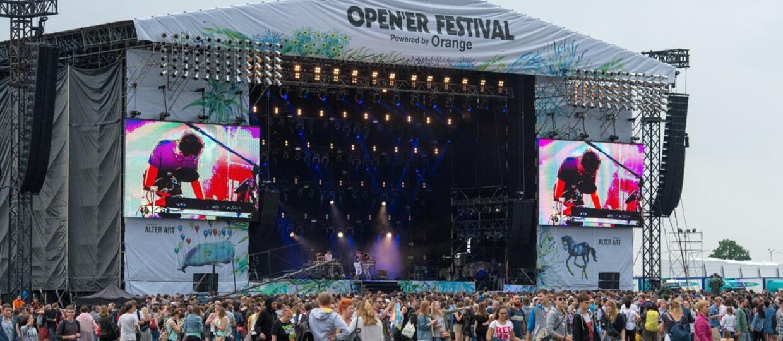 Prophets of Rage wystąpi na Open'er Festival 2017