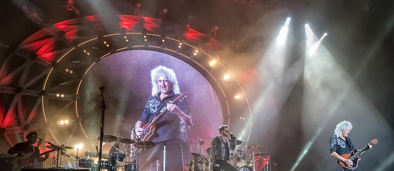 Queen + Adam Lambert na Life Festival Oświęcim 2016