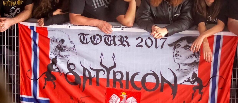 Satyricon wystąpił w Krakowie [GALERIA]