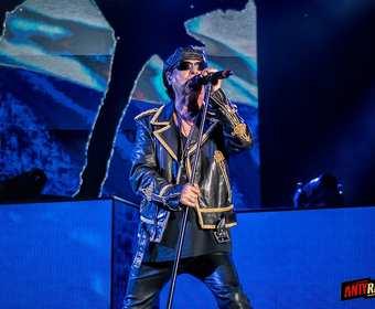 Scorpions ponownie wystąpi w Polsce w 2017