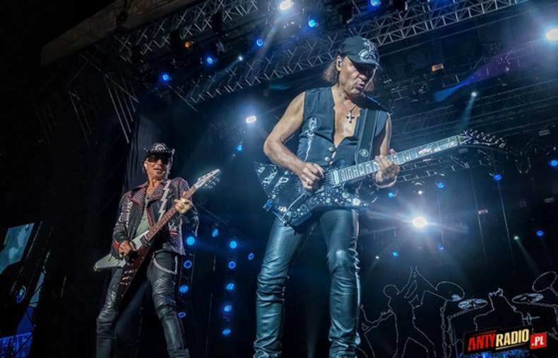 Scorpions fot Romana Makowka38