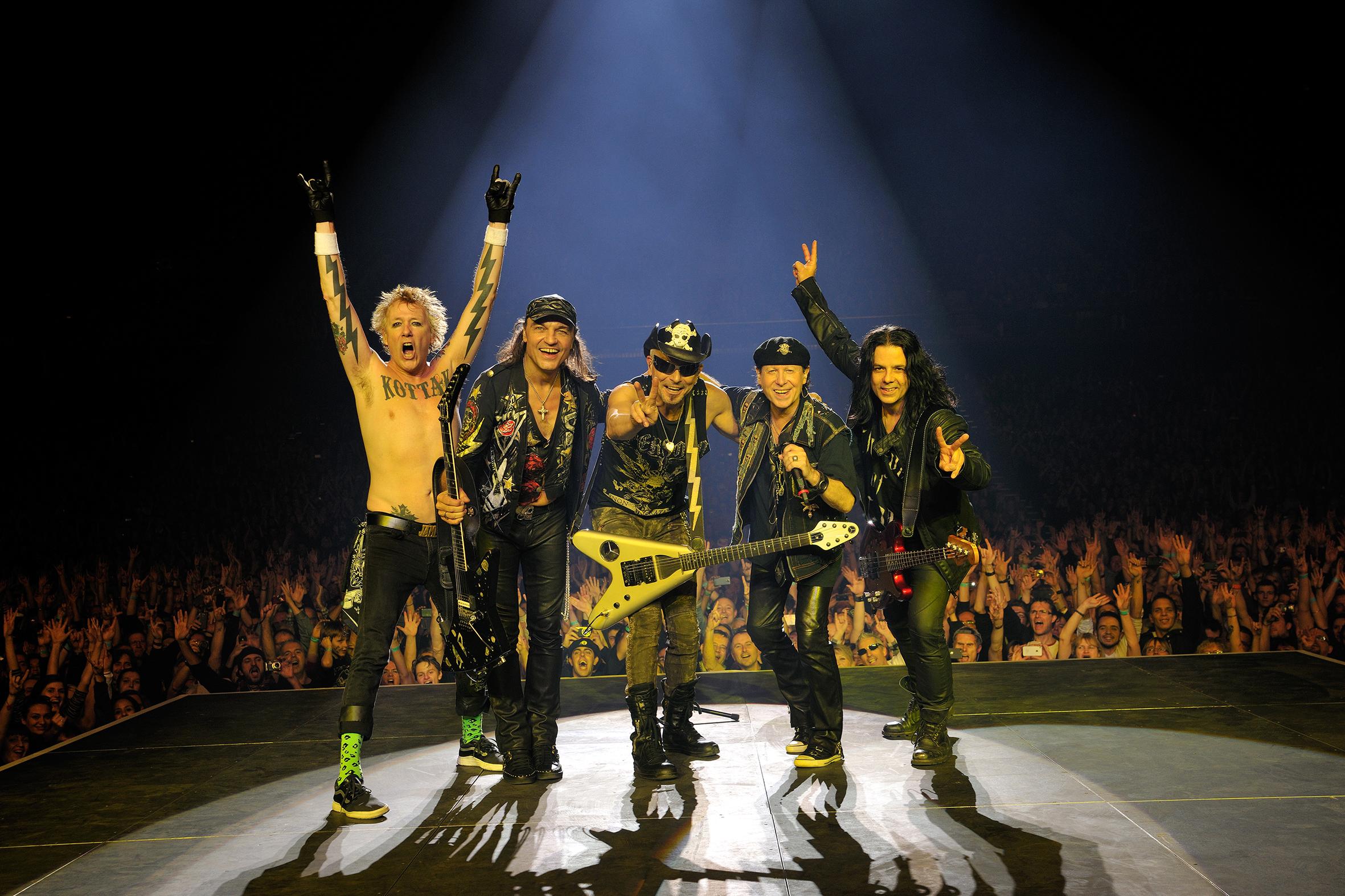 Scorpions Ludwigsburg Tickets