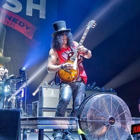 Slash zagra koncert w Polsce w 2019 roku