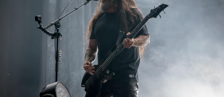 Slayer na Jarocin Festiwal 2016 [GALERIA]