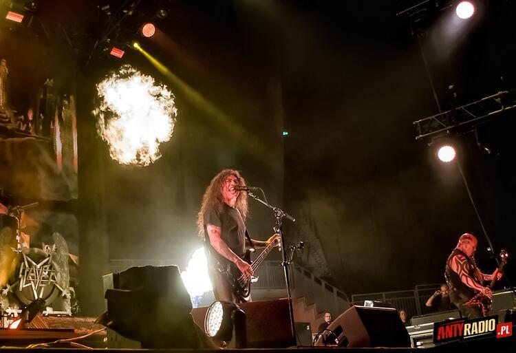 Slayer fot. Romana Makówka1