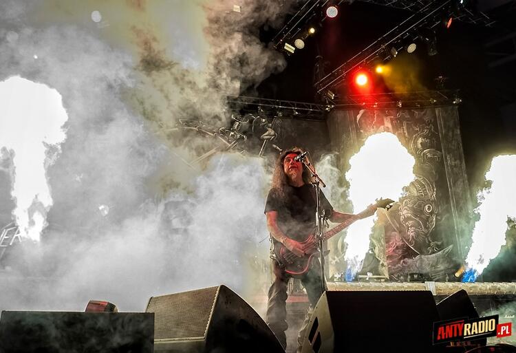 Slayer fot. Romana Makówka4