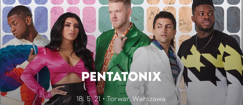 Słynna grupa Pentatonix zagra na Torwarze. Kiedy obdędzie się koncert?