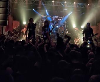 Słynny zespół metalowy wystąpi we Wrocławiu na 3-Majówce 2018