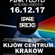 Spare Bricks - A Pink Floyd Tribute Band zagra w Krakowie
