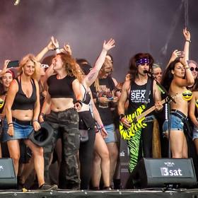 Steel Panther zagrał na Wacken Open Air 2018 [GALERIA +18]
