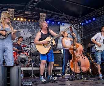 Steve 'N' Seagulls oraz The Freeborn Brothers na dwóch koncertach w Polsce