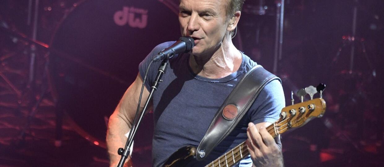 Sting ponownie w Polsce w 2017