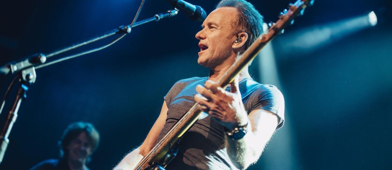 Sting wystąpi w Polsce w 2017