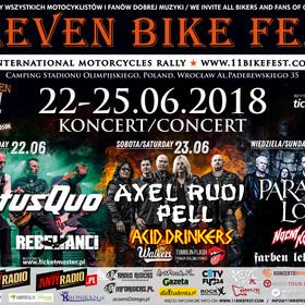 Eleven Bike Fest 2018