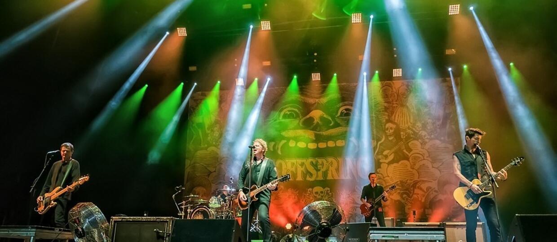 The Offspring na Czad Festiwal 2017 [GALERIA]
