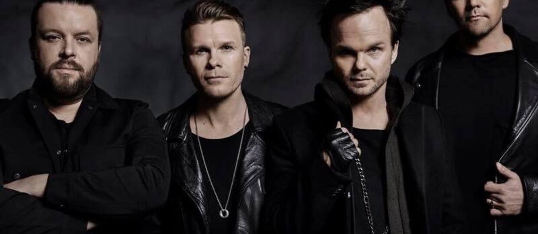 The Rasmus na dwóch koncertach w Polsce w 2017