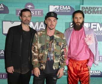 Thirty Seconds to Mars zagra drugi koncert w Polsce w 2018 roku