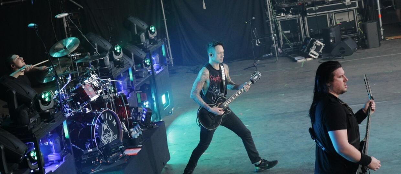 Trivium zagra w Polsce w 2018