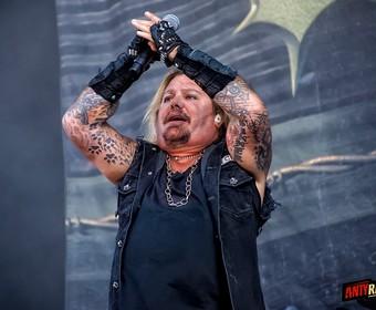 Vince Neil (ex- Mötley Crüe) zagrał na Wacken Open Air 2018 [GALERIA]