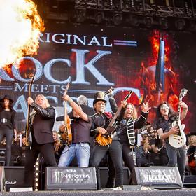 """Widowisko """"Rock Meets Classic"""" po raz pierwszy w Polsce w 2018"""