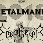 Wiemy, kto poprowadzi Metalmanię 2018