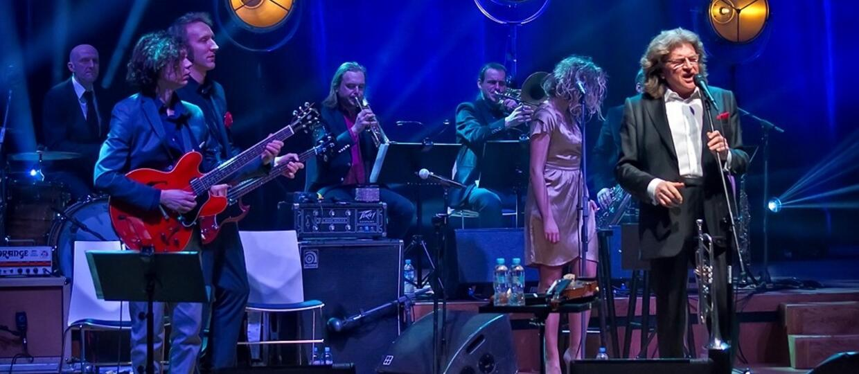 Zbigniew Wodecki with Mitch & Mitch Orchestra and Choir w Krakowie [GALERIA]
