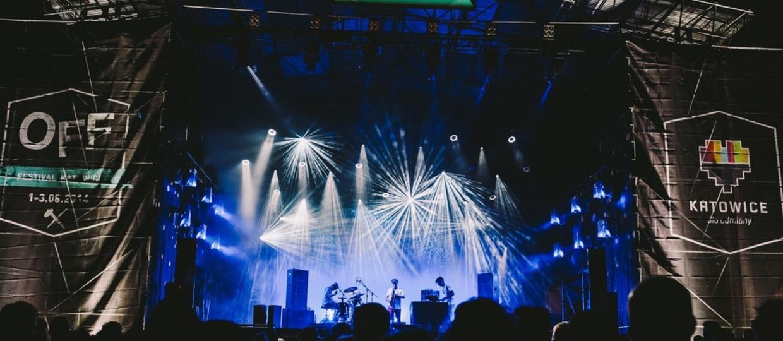 Znamy pierwszych wykonawców OFF Festivalu 2018