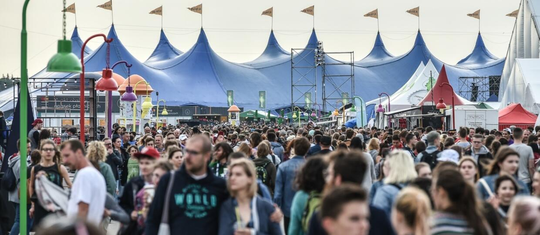 Znany francuski zespół rockowy wystąpi na Open'er Festival 2018