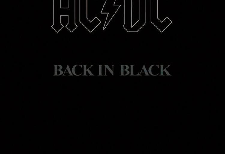 """AC/DC - """"Back in Black"""""""