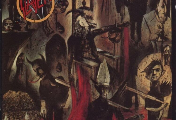 """Slayer - """"Reign in Blood"""""""