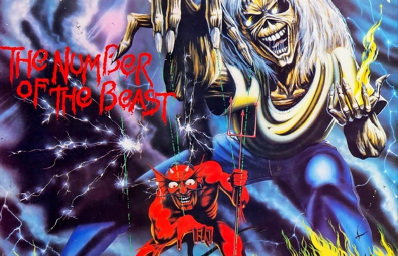 """Iron Maiden – """"The Number Of The Beast"""""""