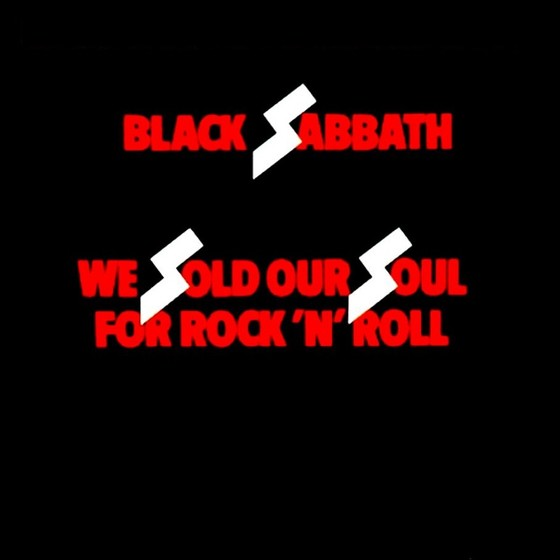 Black Sabbath – We Sold Our Souls For Rock'N'Roll