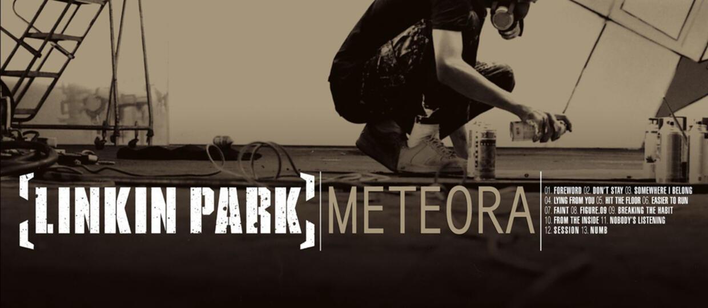 """10 ciekawostek o płycie """"Meteora"""" Linkin Park"""