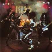 "1. Kiss – ""Alive!"" 1975"