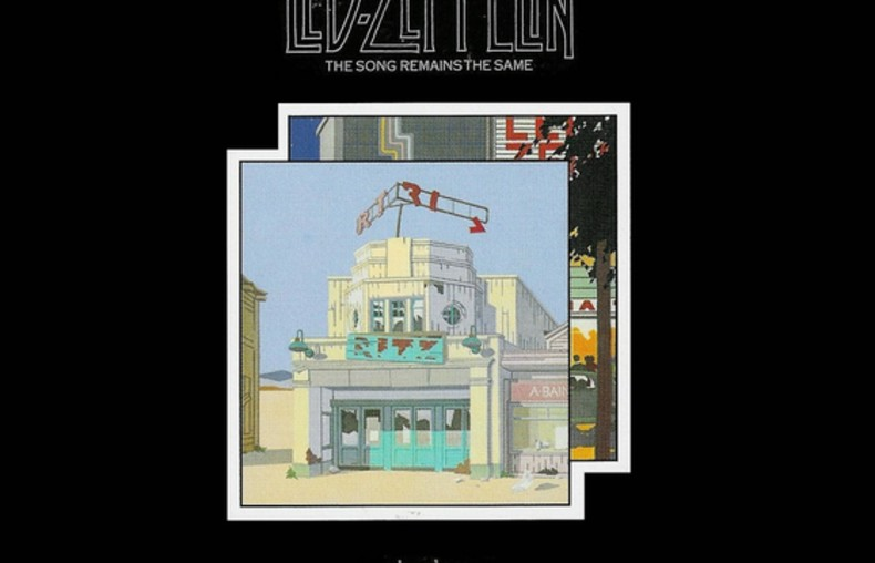 "Led Zeppelin - ""The Song Remains the Same"""