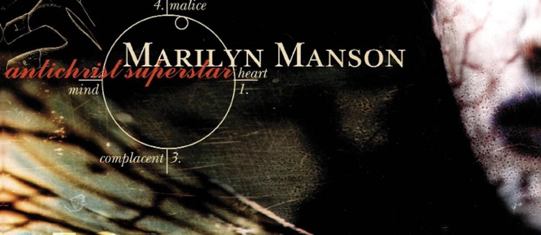 "20 lat temu ukazała się płyta ""Antichrist Superstar"" Marilyna Mansona"