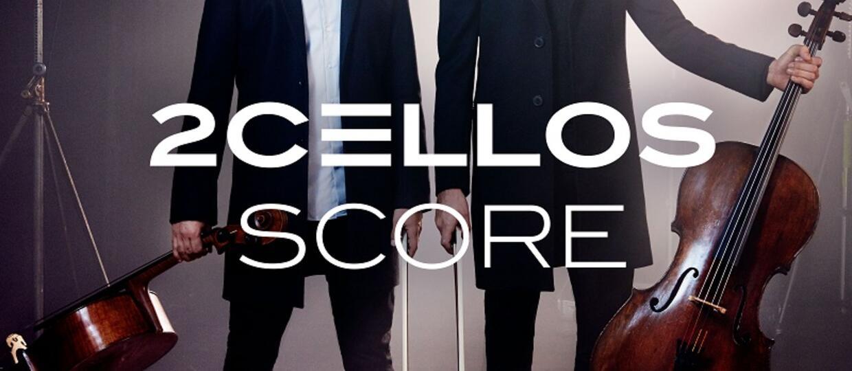 2Cellos wyda płytę ze znanymi filmowymi utworami