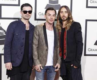 """30 Seconds To Mars zaprezentował nowy utwór """"Dangerous Night"""""""