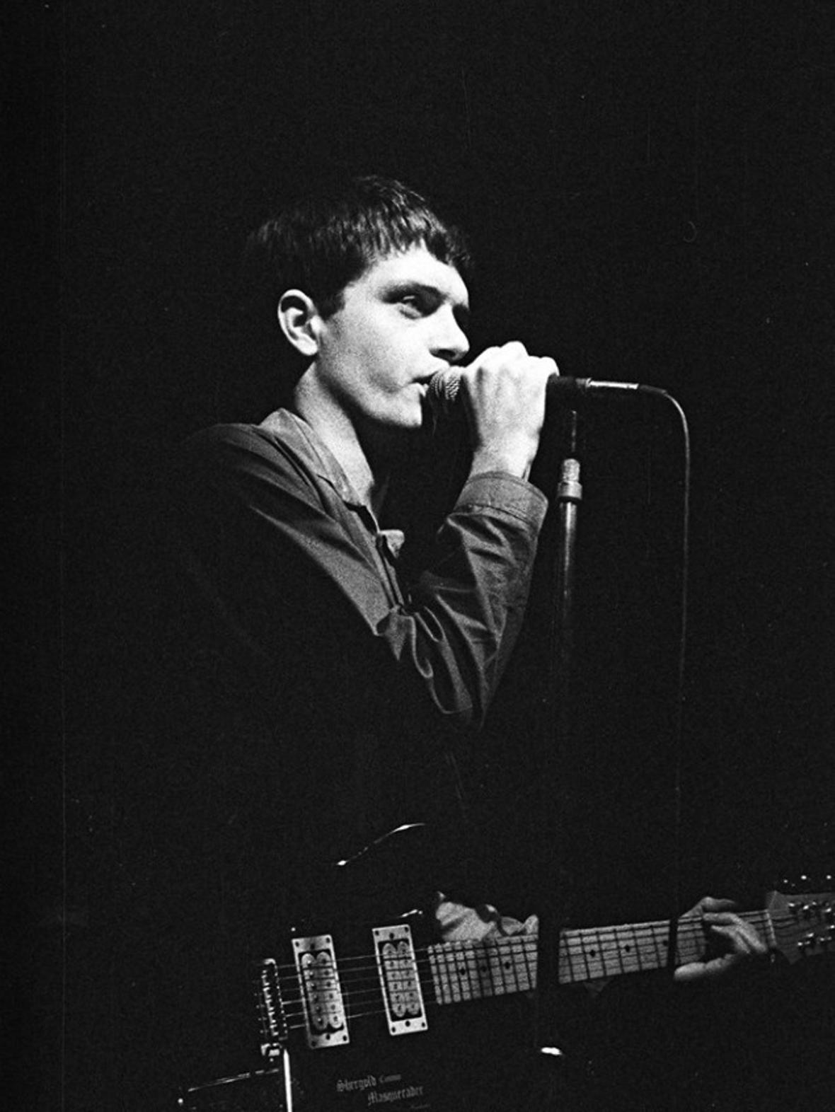 37 lat temu zmarł Ian Curtis z Joy Division