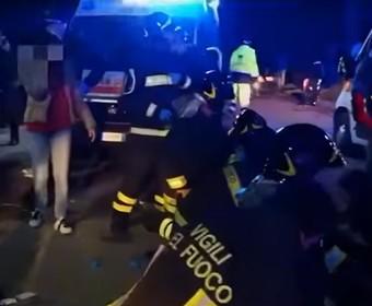6 osób zginęło na koncercie we Włoszech