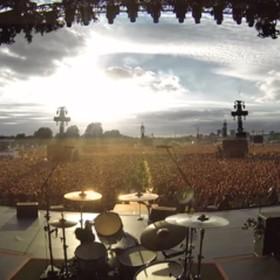 """65 tysięcy fanów Green Daya zaśpiewało """"Bohemian Rhapsody"""""""