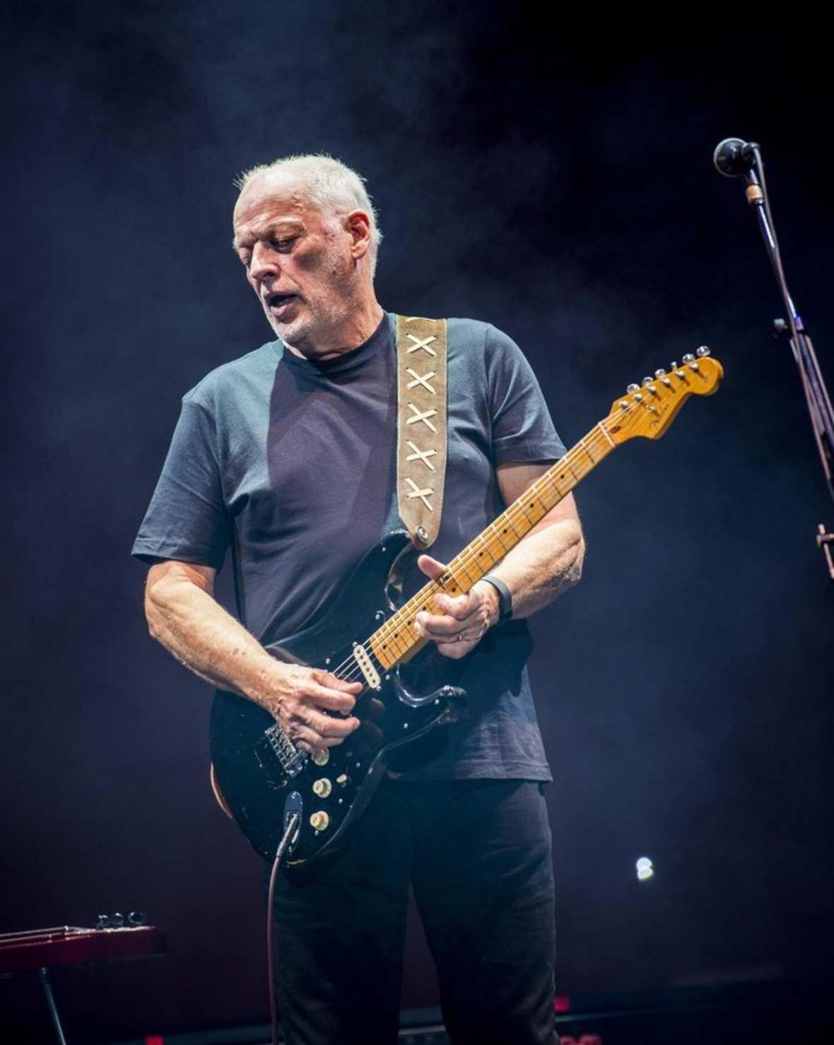 71 lat temu urodził się David Gilmour