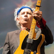 Keith Richards z The Rolling Stones