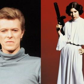 """A Perfect Circle nawiązał do Davida Bowiego i księżniczki Lei w tekście nowego singla """"So Long, And Thanks For All The Fish"""""""