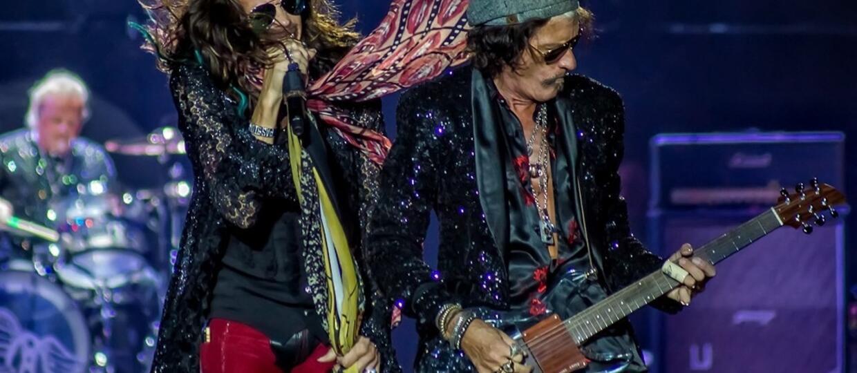 Aerosmith planuje trasę koncertową z okazji 50-lecia zespołu