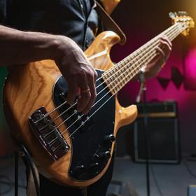 Aktywność elektryczna mózgu jest zgodna z rytmem słuchanej muzyki. Wpływają na to basowe dźwięki